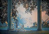 Daybreak-Maxfield Parrish